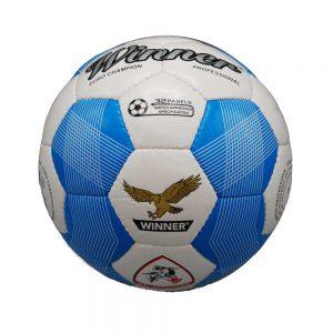 Euro Champion Professioneel Blauw Zwart Wit